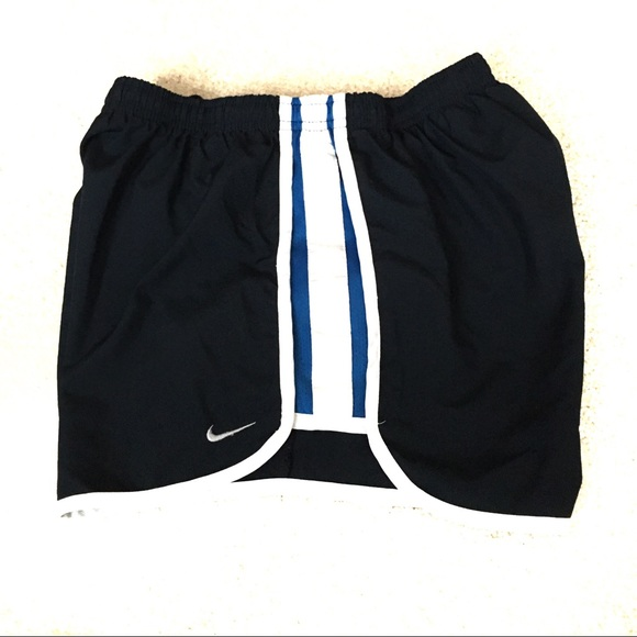 Nike Pants - Nike Fit Dry Tempo Navy/Blue Running Shorts -Small